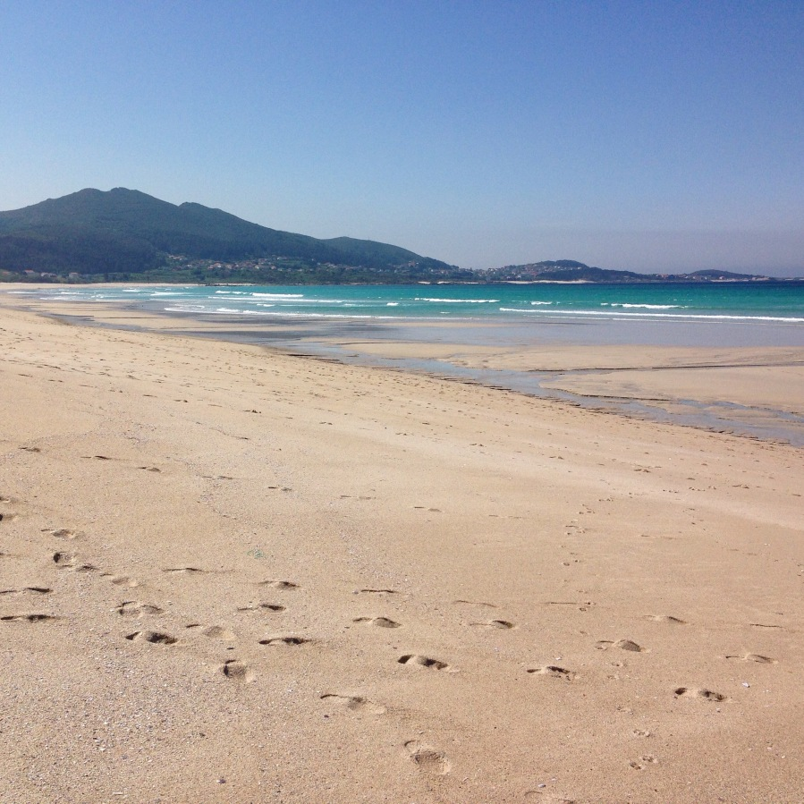 7 kilometers of surf and sand