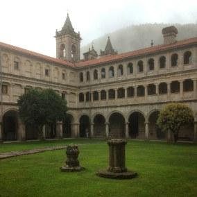 Santo Estevo Monastery